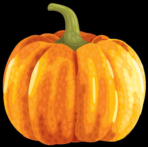 Large autumn png image. Pumpkin clipart