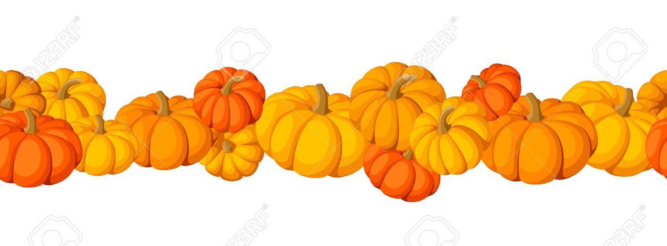 Free border cliparts download. Pumpkin clipart banner