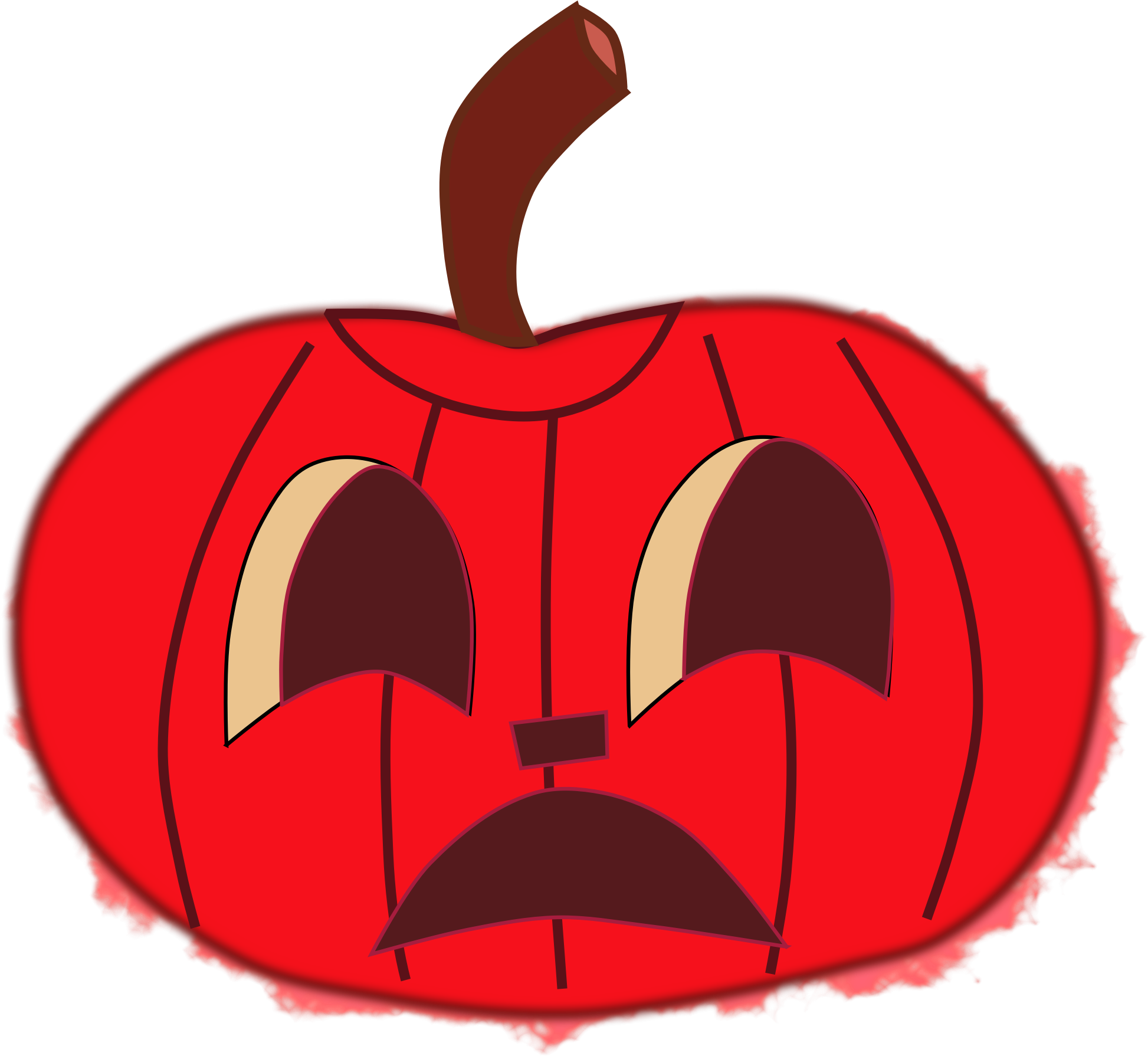 Red cyberuse library intended. Pumpkin clipart clip art