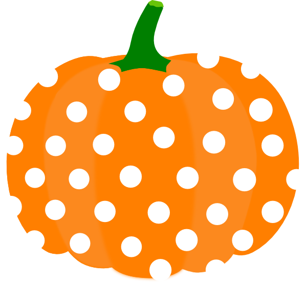 Pumpkin clipart october. Free girly cliparts download
