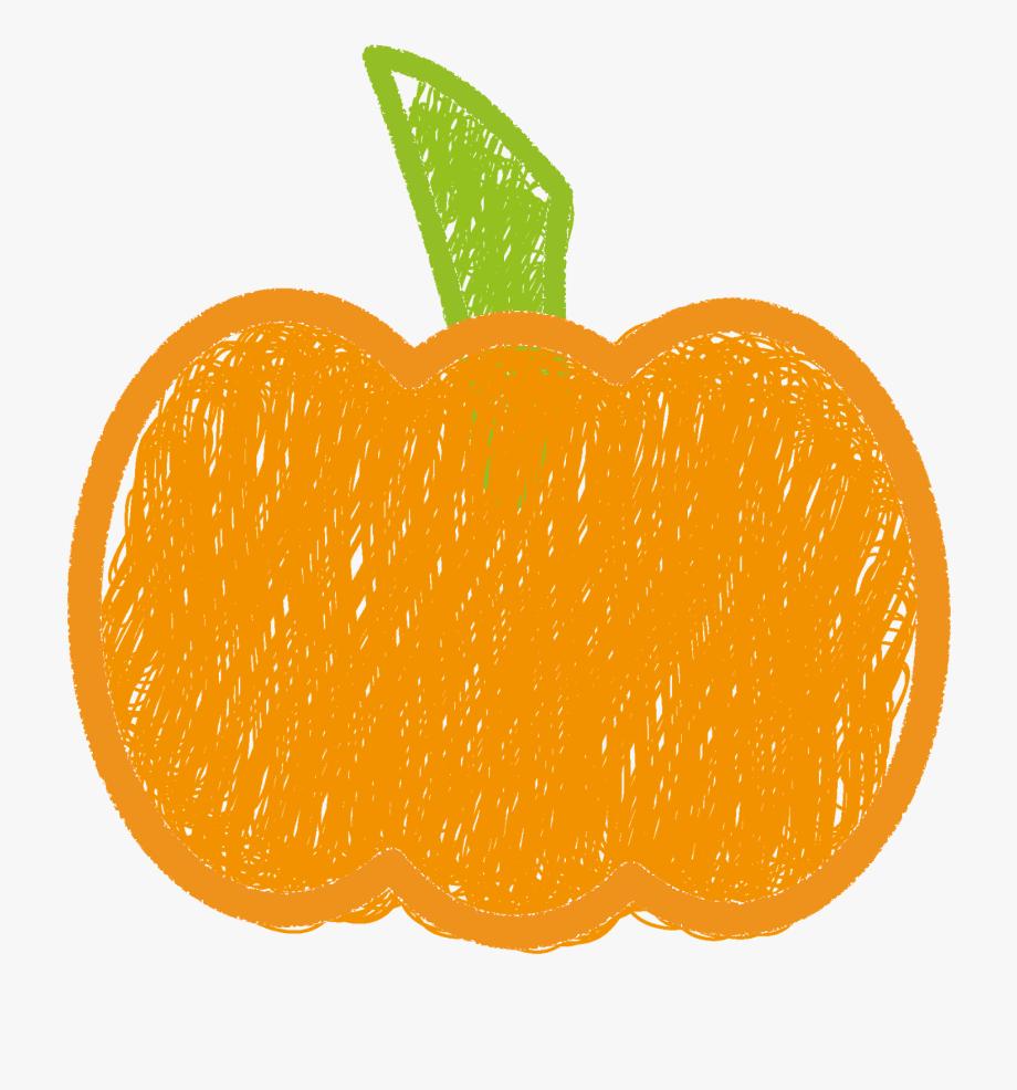 Pumpkin clipart pumkin. Stem transparent cartoon free