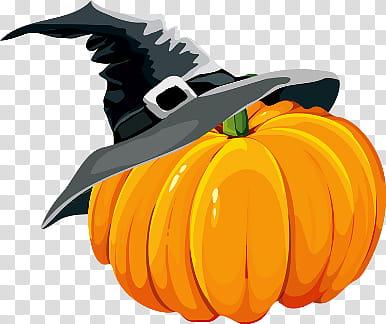 Halloween and hat art. Witch clipart pumpkin