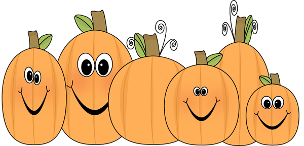 Clipart pumpkin. Cute clip art patch