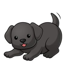 Beagle clipart chibi. Pictures of cute cartoon