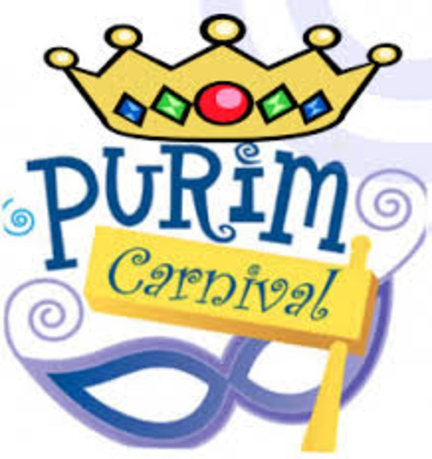 Purim clipart carnival. Mar when we grow