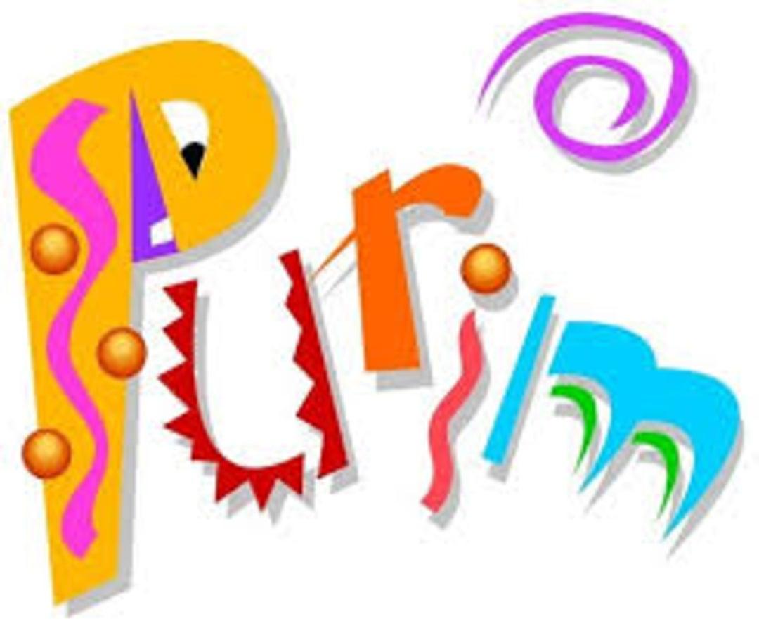 Purim clipart celebration. Mar comedy yorktown somers