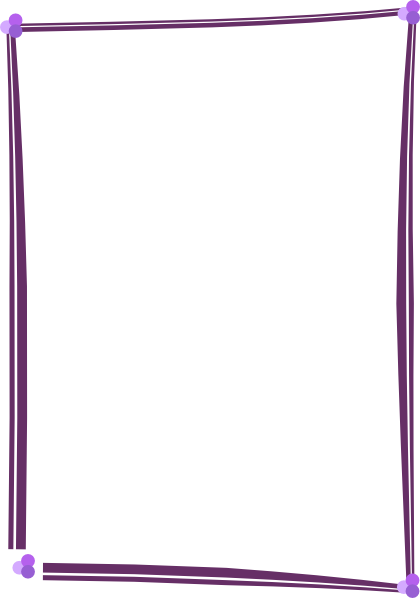 purple frame png