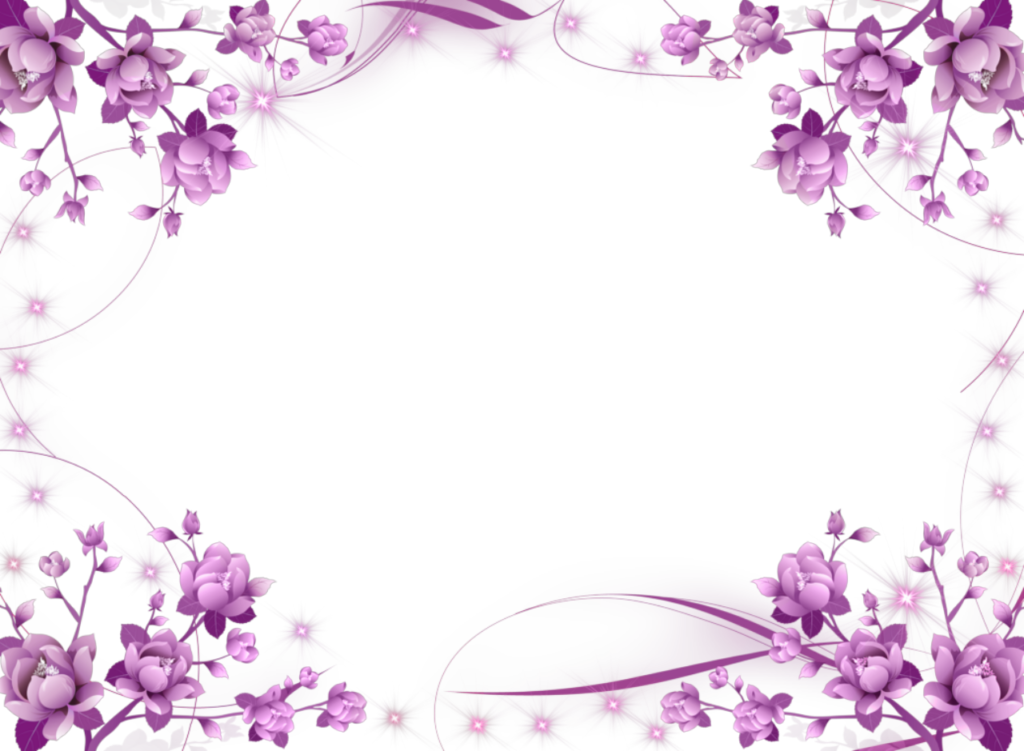 Frame hd peoplepng com. Purple border png