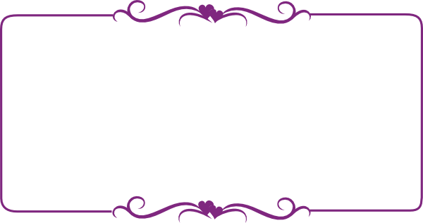 Purple border png.  jpg transparent library