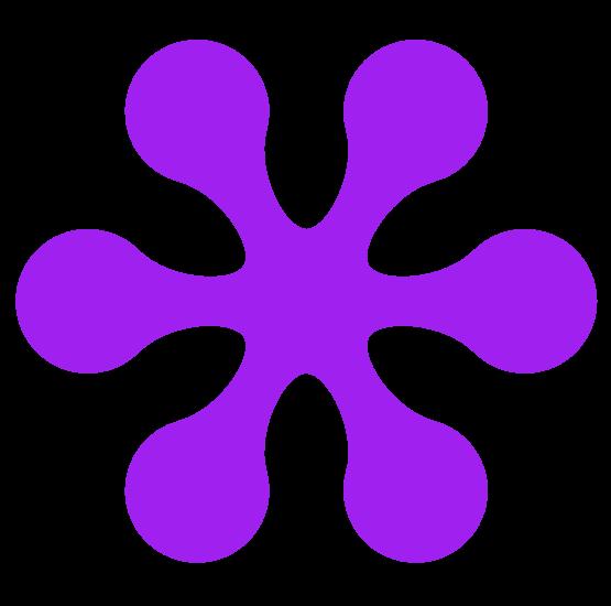 Free purple color cliparts. Colors clipart violet