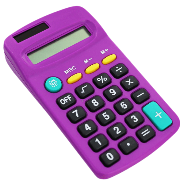 Png photo mart. Purple clipart calculator