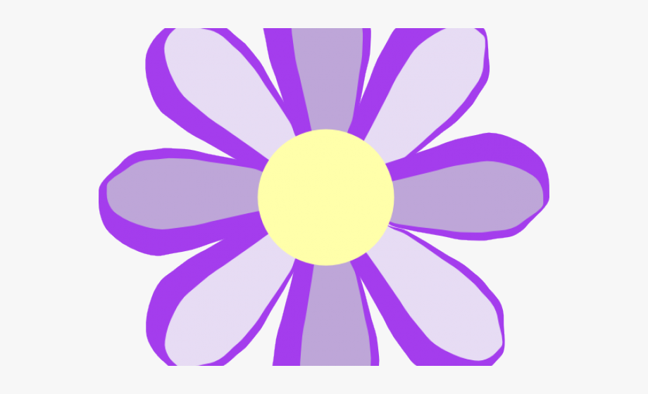 Purple clipart cute. Flower pretty flowers art