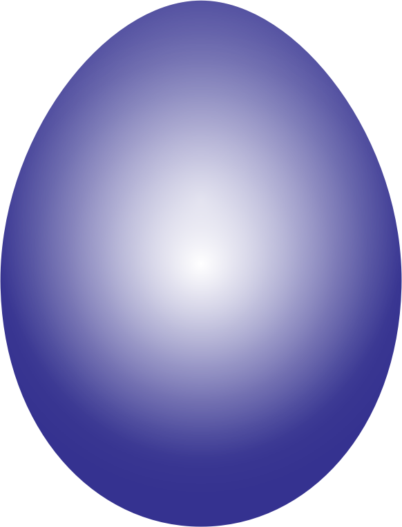 Purple clipart easter egg. Medium image png