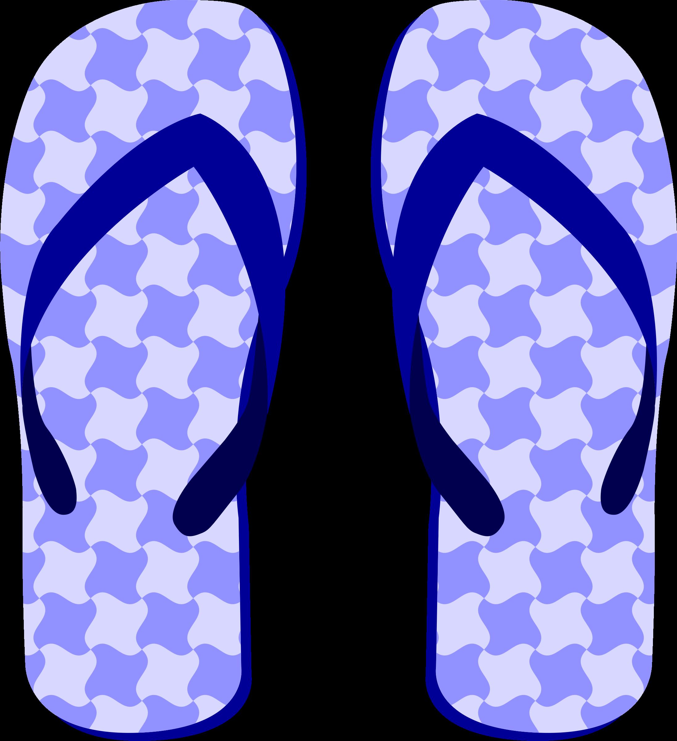Flops big image png. Purple clipart flip flop