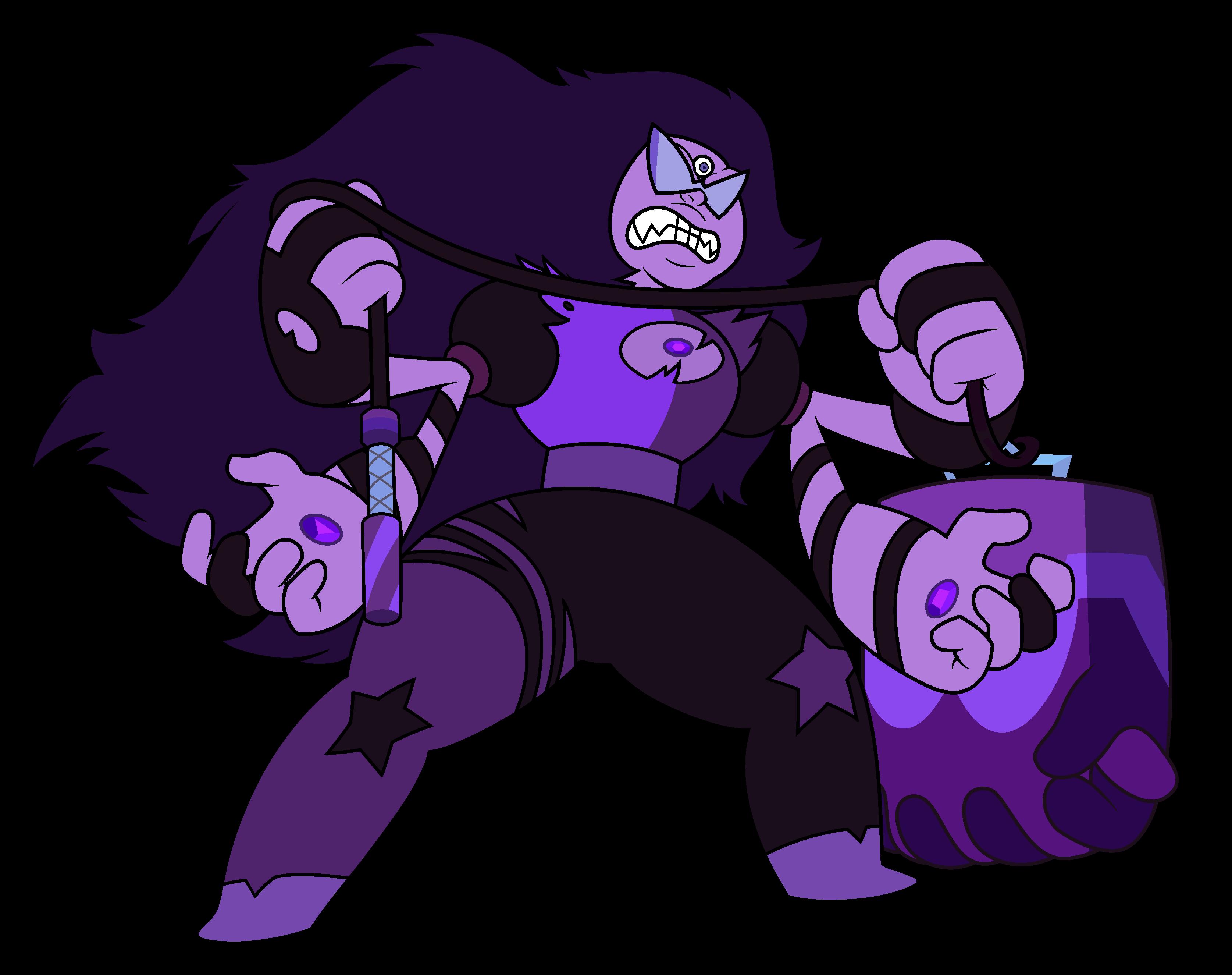Sugilite villains wiki fandom. Purple clipart gorilla