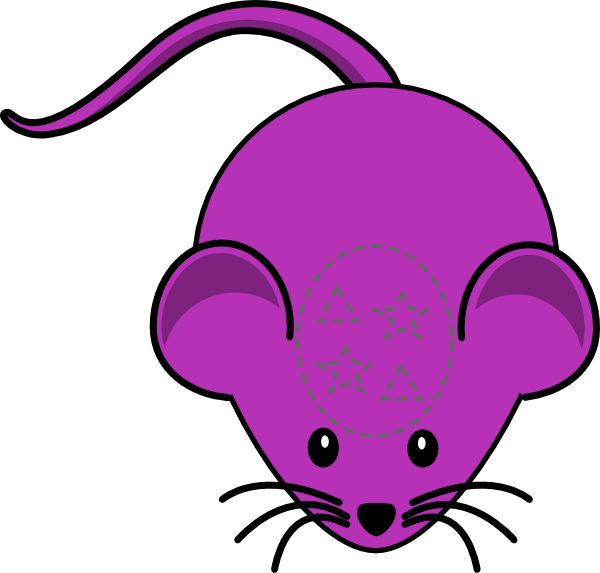 Purple clipart mouse. Ko clip art at