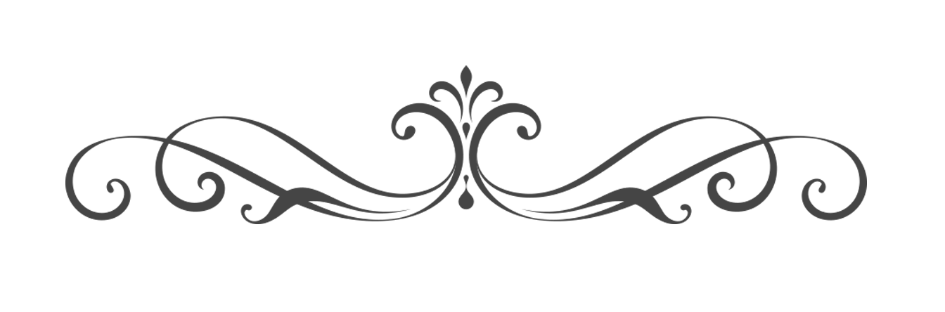 Simple design romeo landinez. Scroll clipart elegant