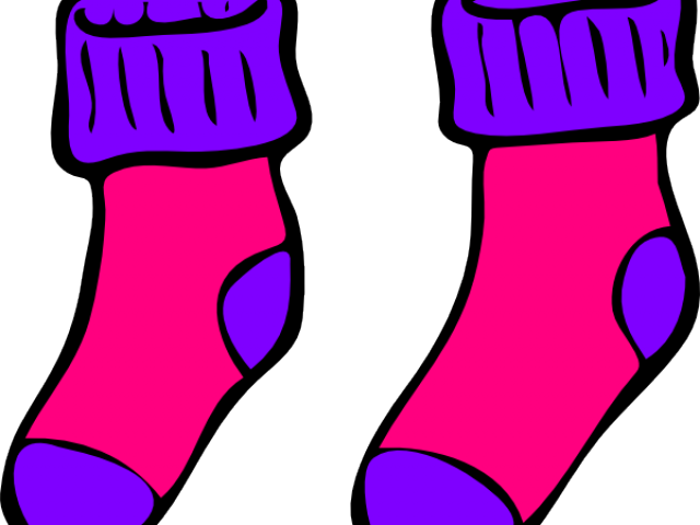 Clipart socks blue item. Clothesline cliparts free download