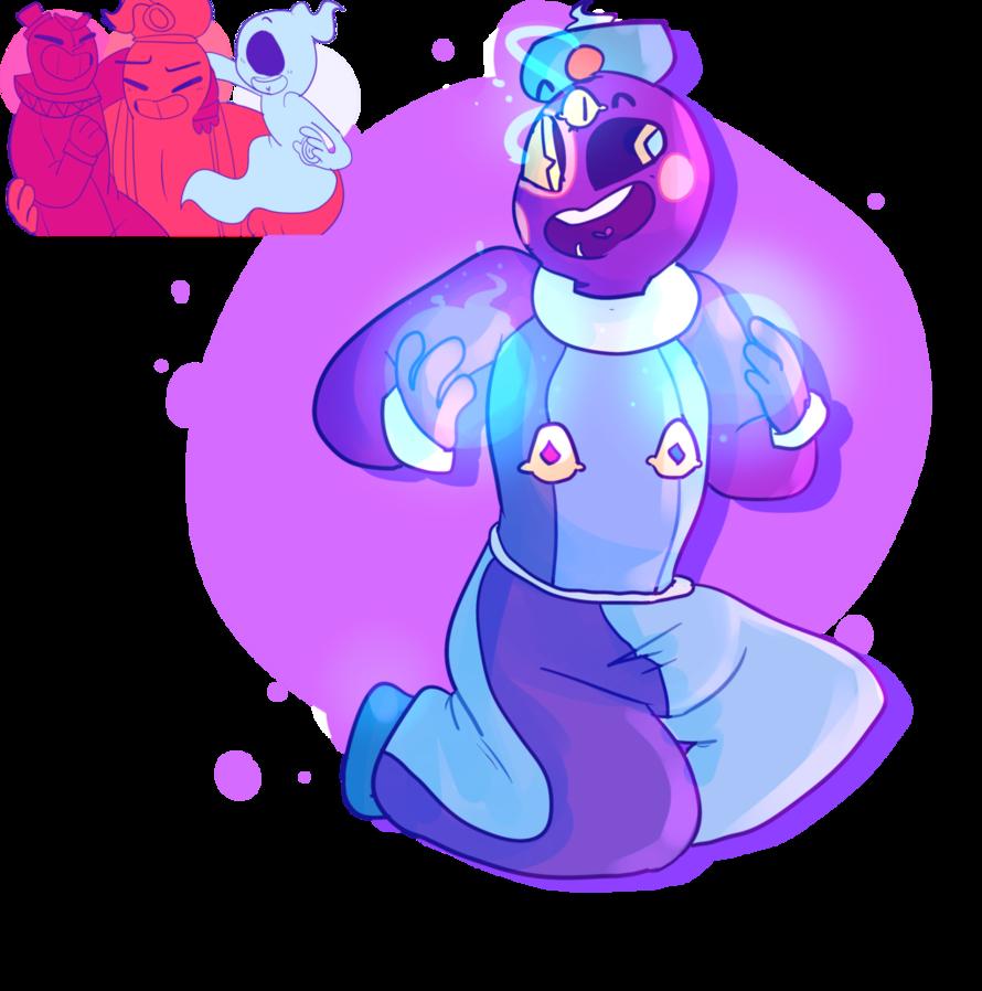 Purple clipart soda. Djimmi the great beppi
