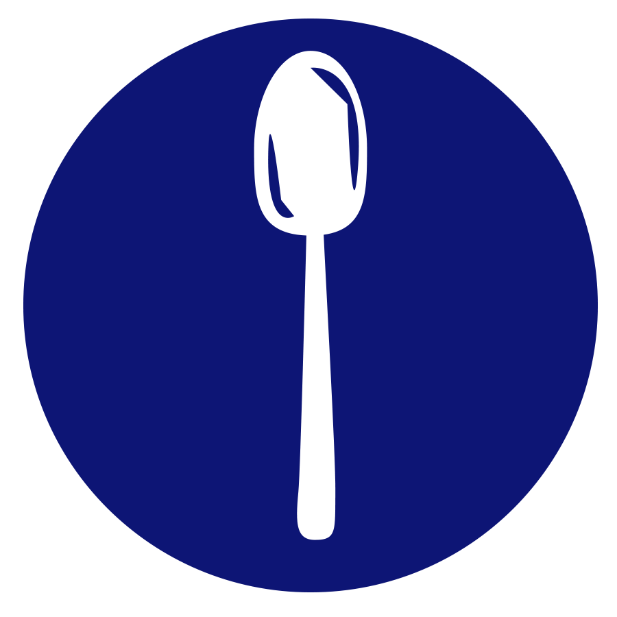 Purple clipart spoon. Au twitter