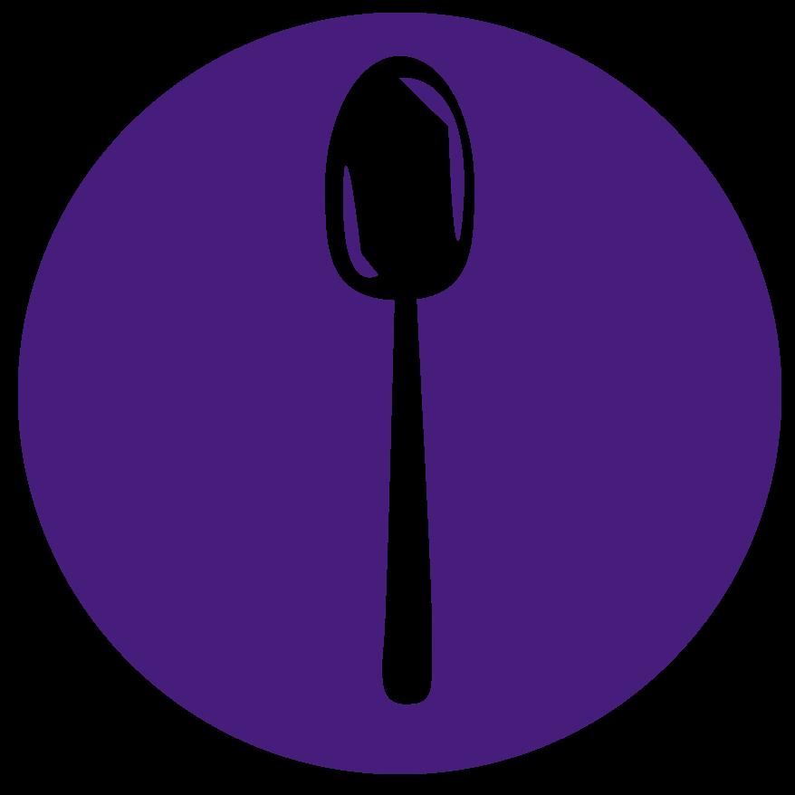University lsu twitter. Purple clipart spoon