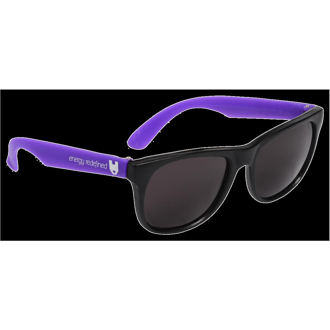 Black front panda free. Purple clipart sunglasses