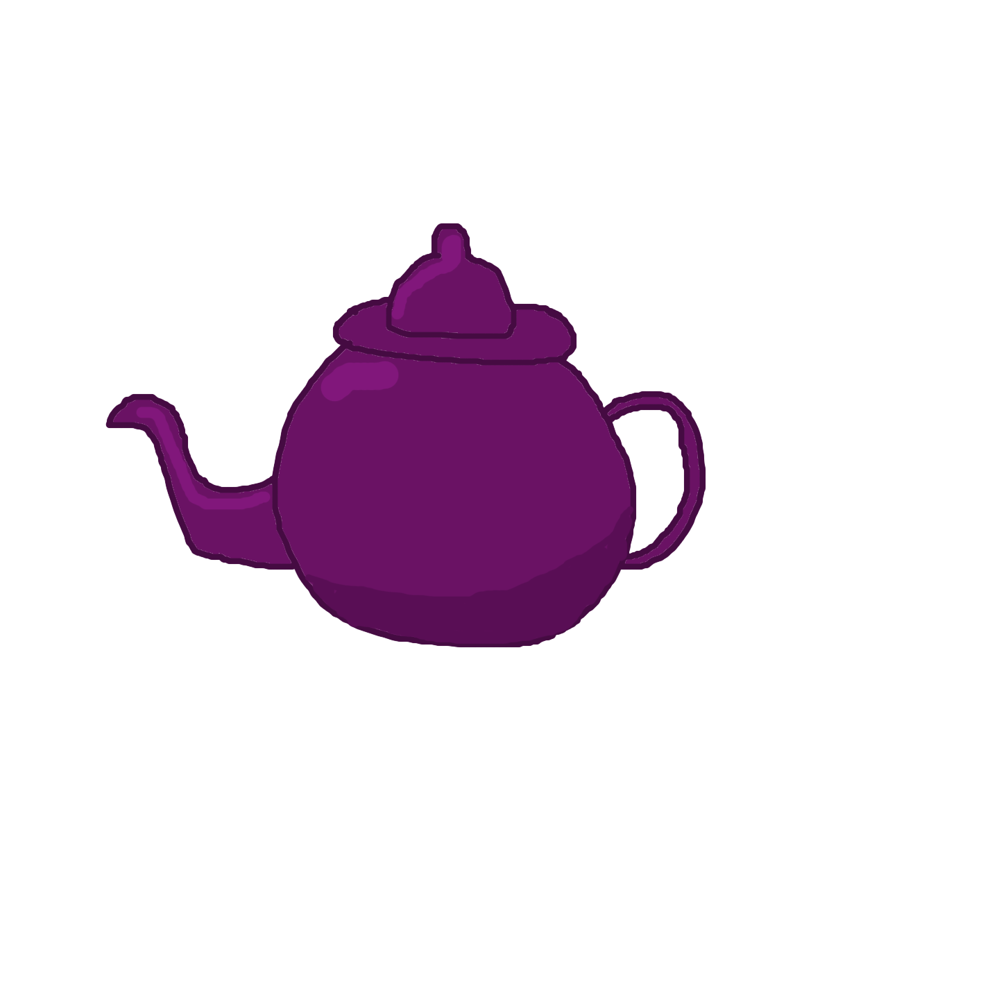 Purple clipart teapot. Image body png official