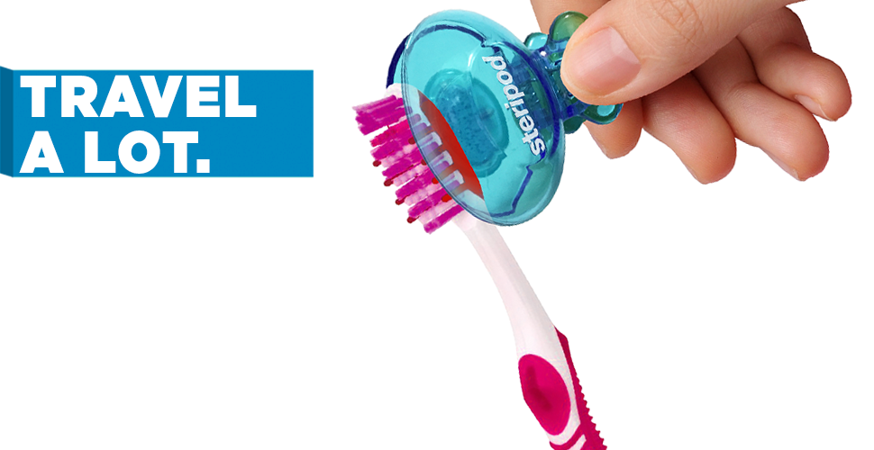Purple clipart toothbrush. Steripod protector uk