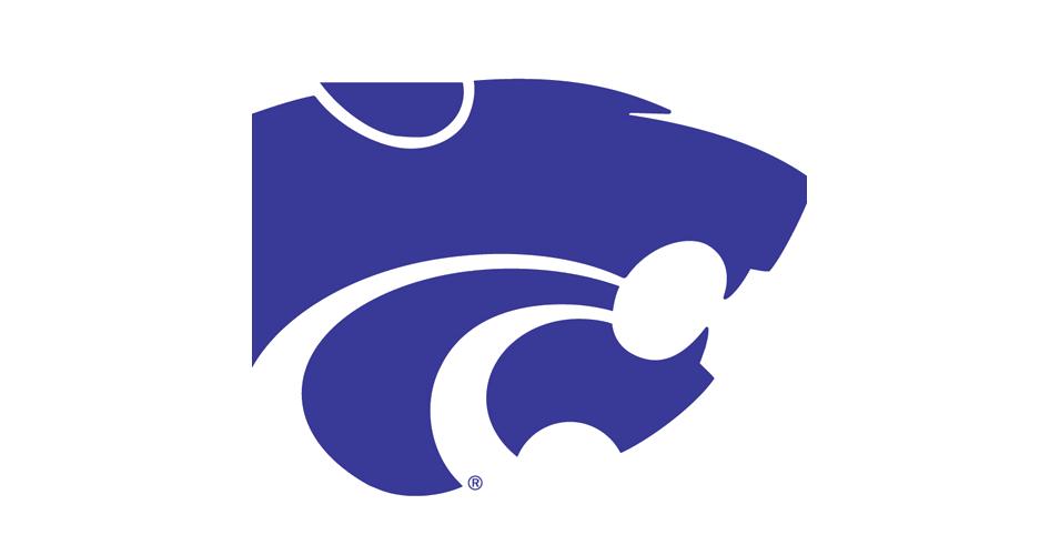 Kansas state s national. Purple clipart wildcat