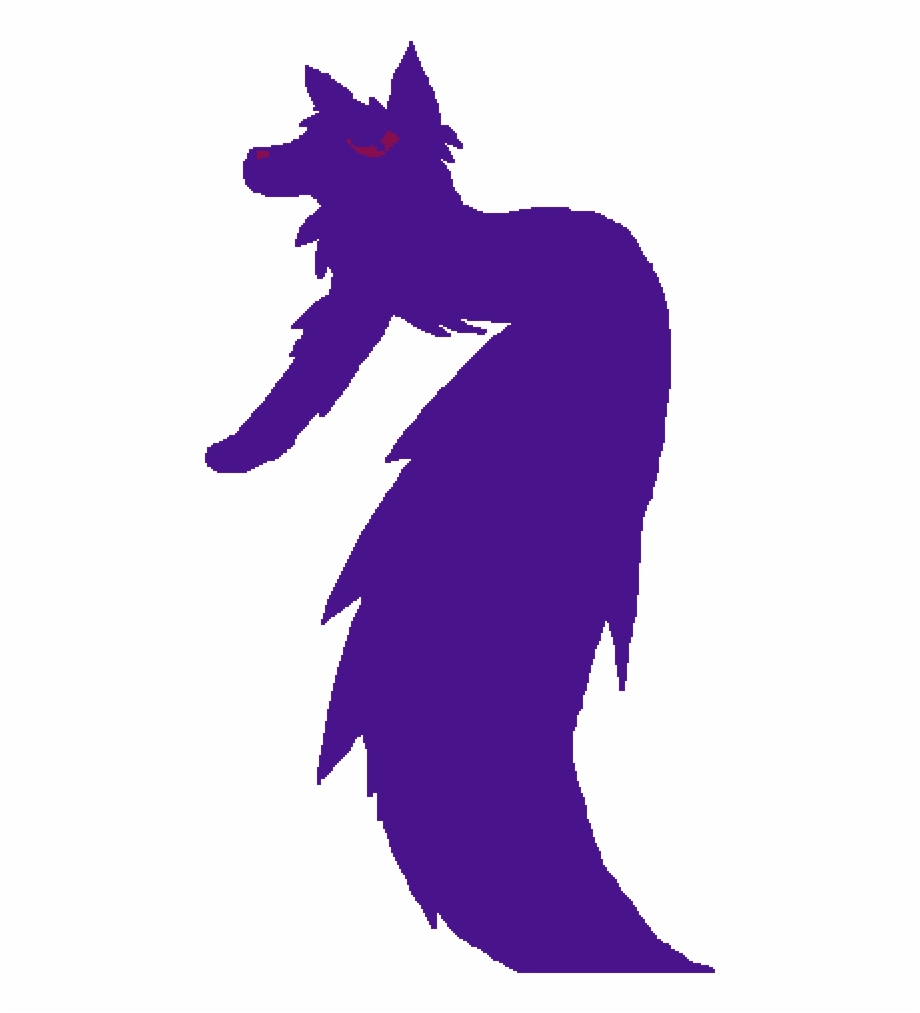 Wolf clipart purple. Illustration free png images