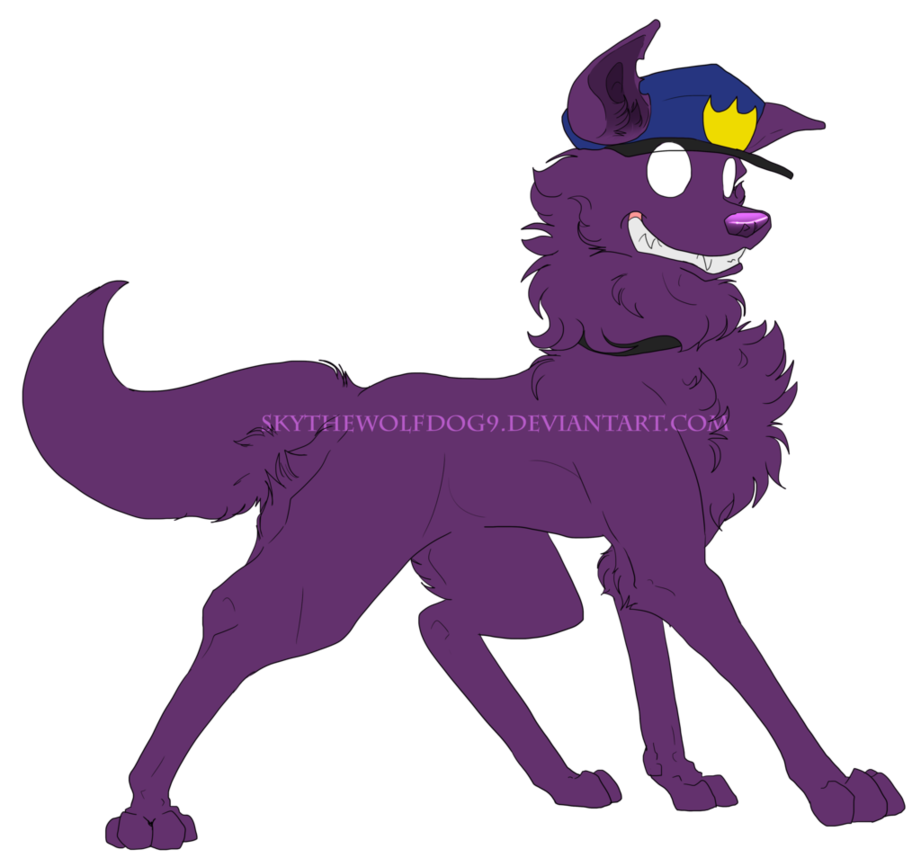 collection of wolf. Wolves clipart purple