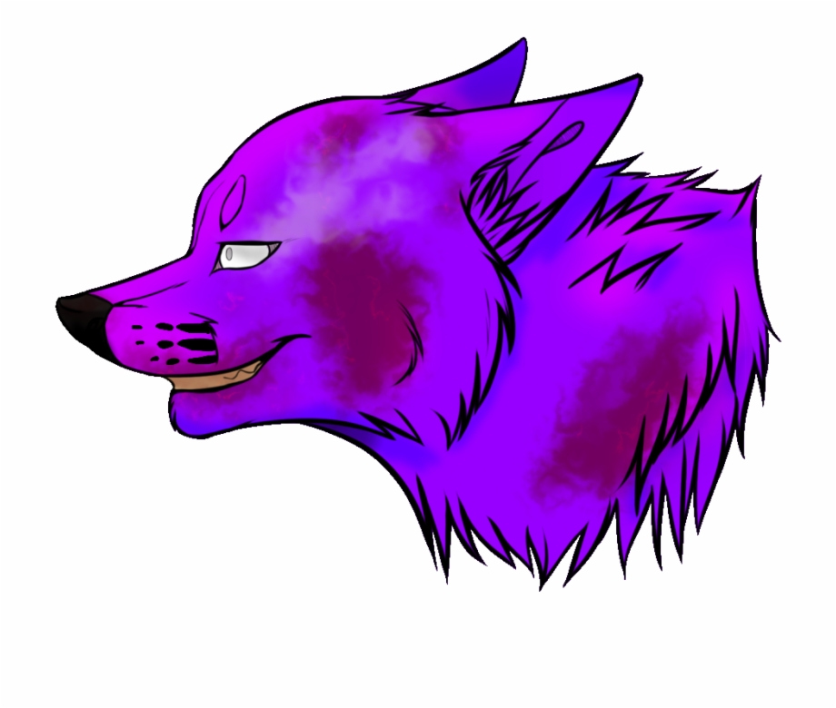 Freeuse download guy as. Wolf clipart purple