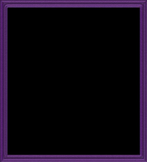 Purple frame png. Frames blue dark