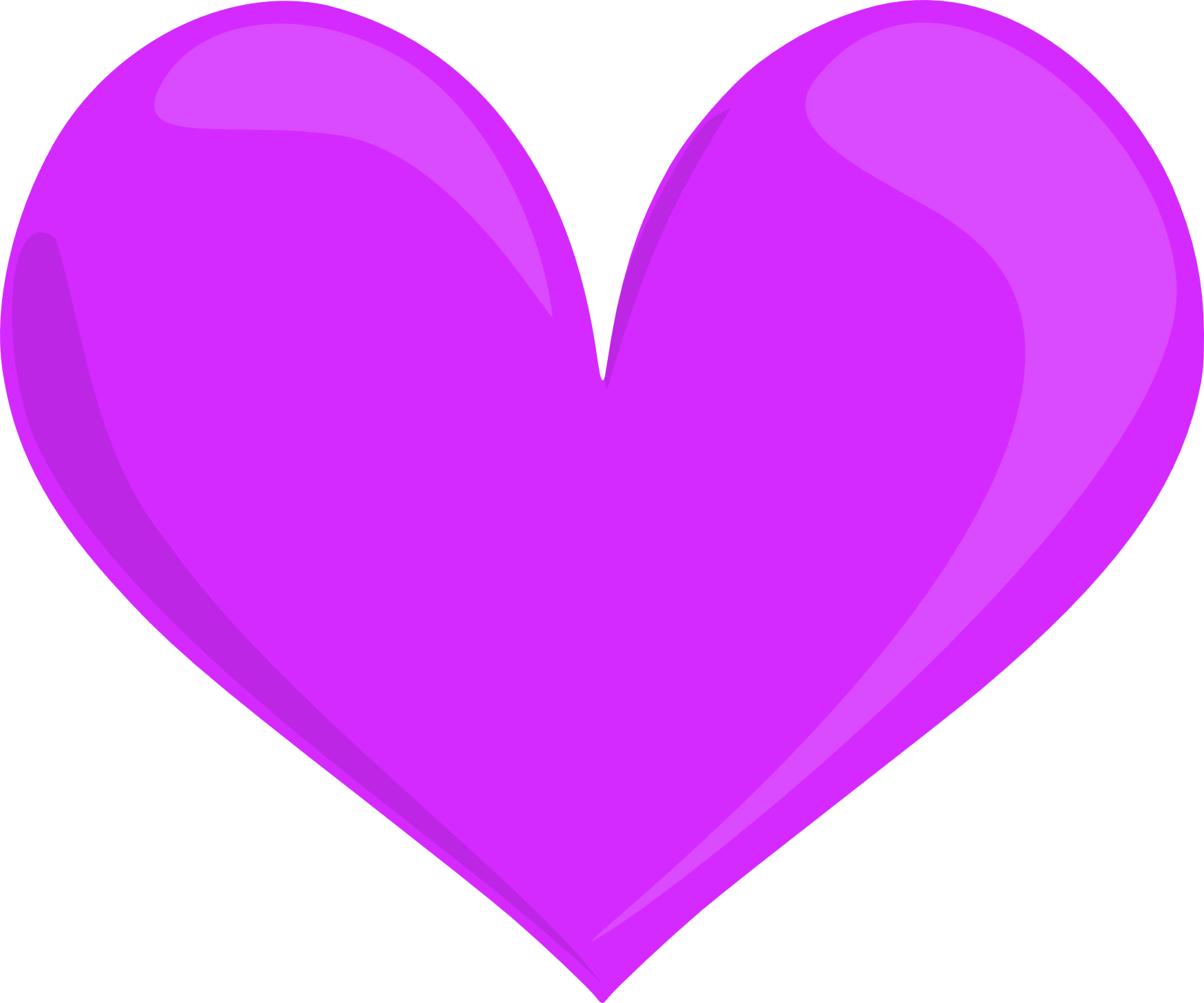 Purple hearts png. Glass stormdesignz aqua heart