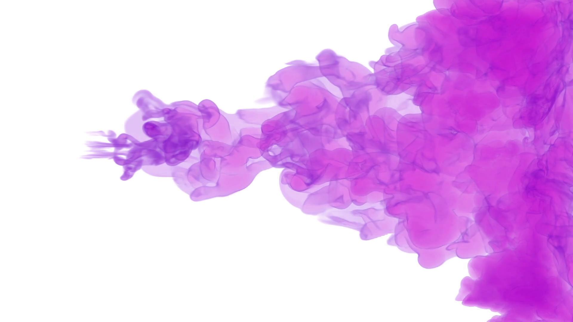 Image background arts. Purple smoke png