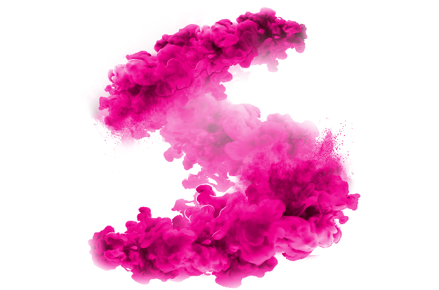 Purple smoke png.  transparent for free
