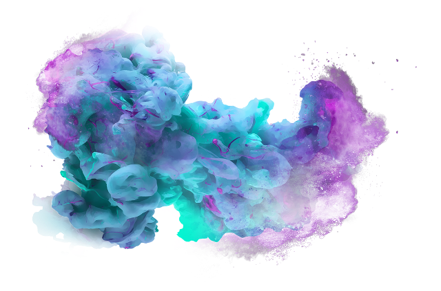 purple smoke png