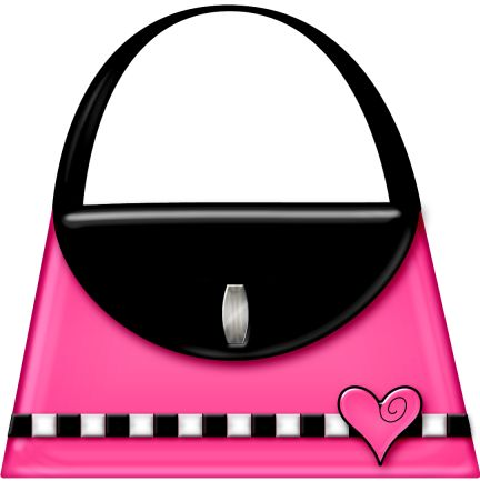 best purse images. Bag clipart handbag