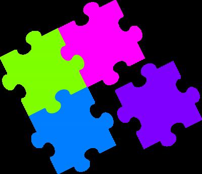 Jigsaw clip art transparentpng. Puzzle clipart