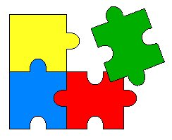 Puzzle clipart. Clip art interlocking powerpoint