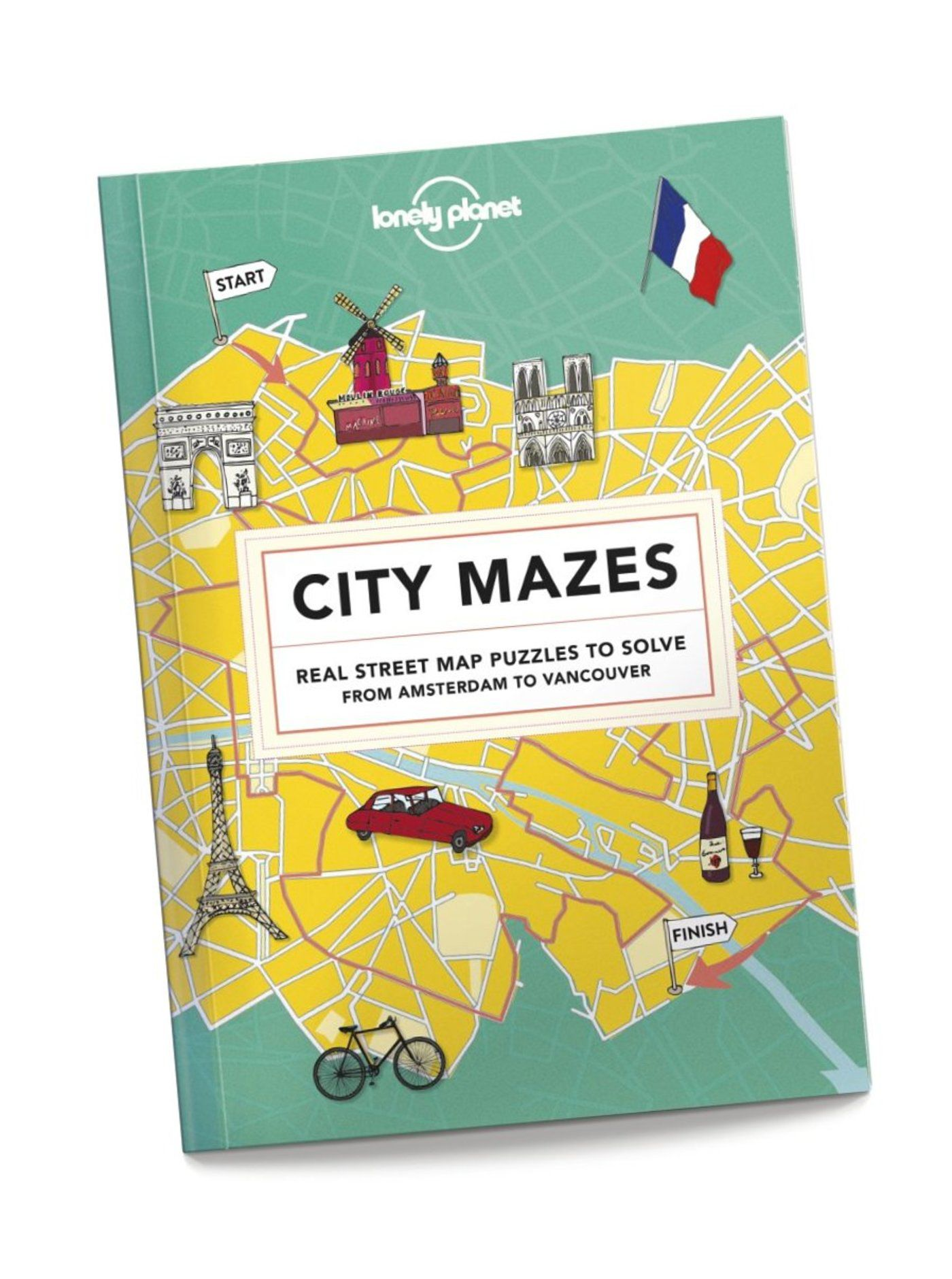 Puzzle clipart alone time. City mazes