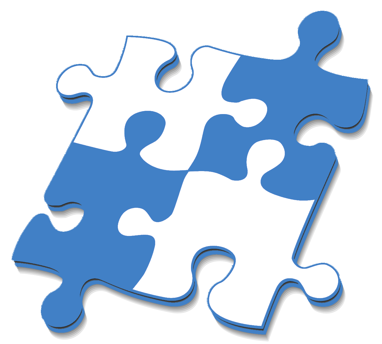 Puzzle clipart aspergers. Help hope solutions helping