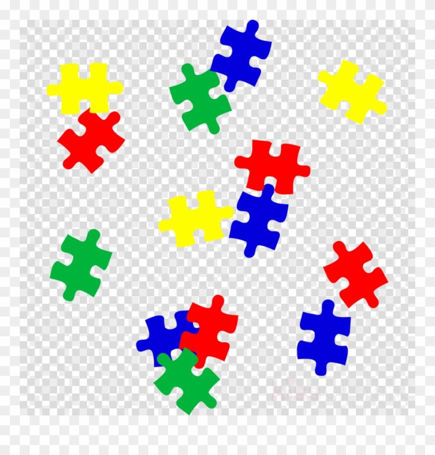Pieces jigsaw puzzles png. Puzzle clipart autism