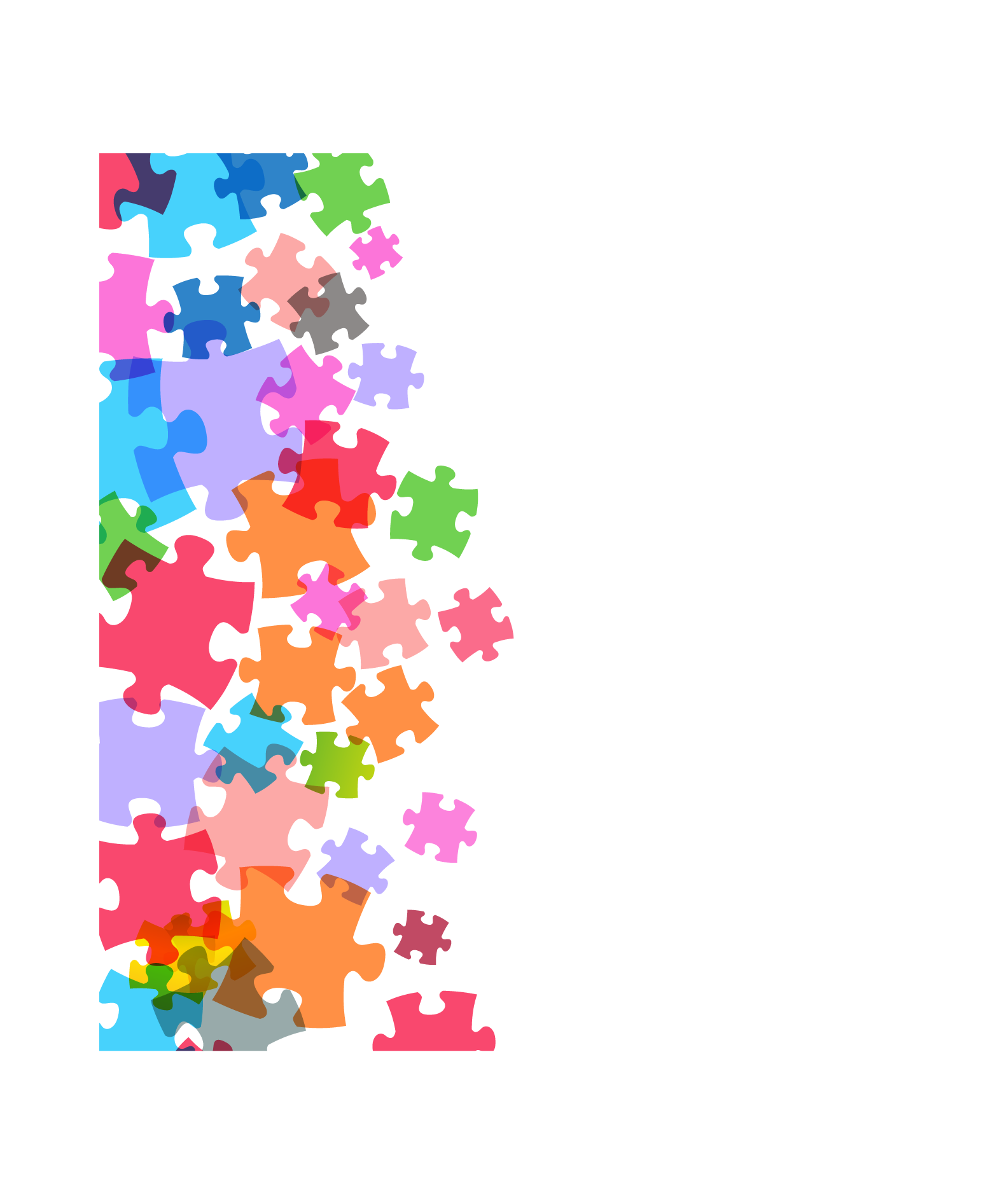 Jigsaw png transparent free. Puzzle clipart background