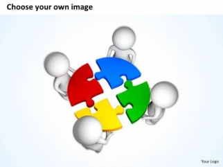 Free powerpoint cliparts download. Puzzle clipart business