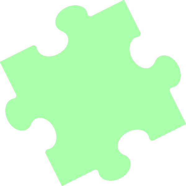 Jigsaw piece pastel clip. Puzzle clipart complete puzzle