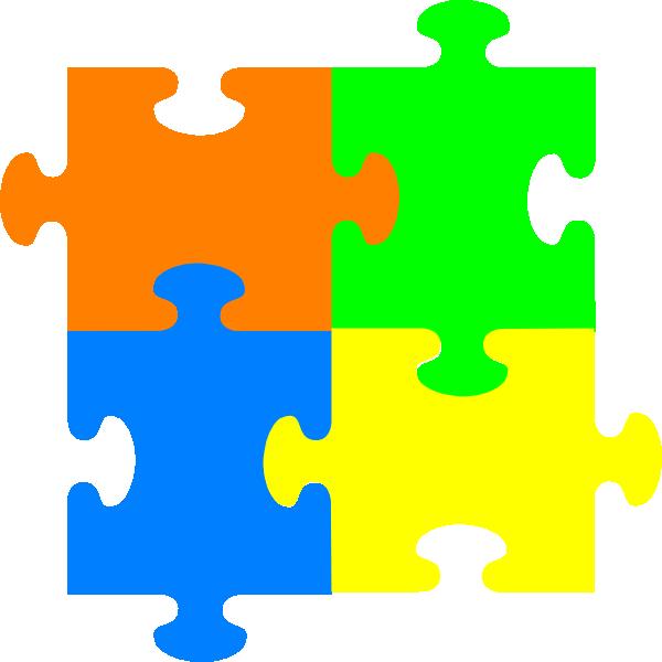 Puzzle clipart complete puzzle. Big clip art at