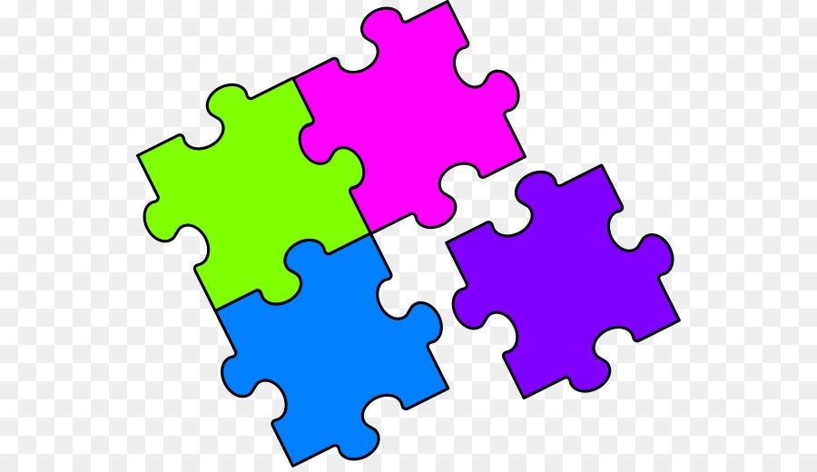 Pink background transparent clip. Puzzle clipart complete puzzle