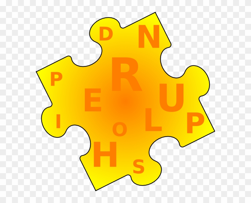 Puzzle clipart concern. Word hd png download