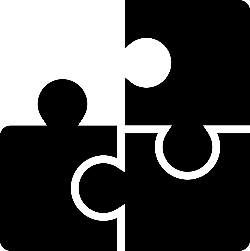Puzzle clipart consideration. Piece svg png icon